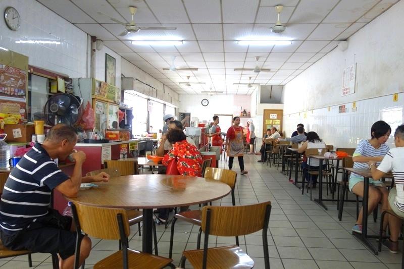 イポー クイッティアオ 金粉 新联利茶餐室