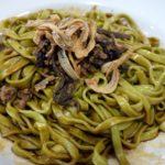 【イポー】麺を独自でアレンジした手打ちの創作板麺(パンミー)が美味しい食堂!