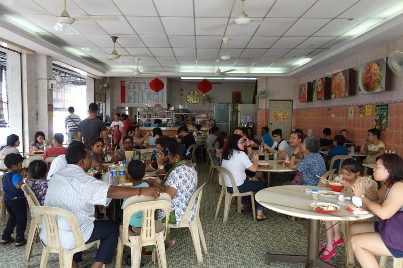 イポー カリーミー カリー・ミー 咖喱麺 咖喱面 怡保新成发 Sun Seng Fatt Curry House