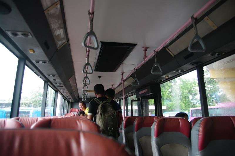 イポーからクアラカンサー バス 行き方 ウブディアモスク