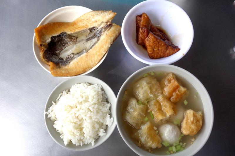 【台南】安平で美味しい魚料理を食べたいならココはイチオシ!『王氏魚皮』