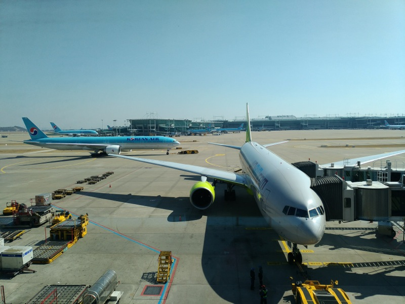 仁川空港のラウンジは最高!プライオリティパスを持っているなら利用すべし!