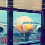 スクートScootで高雄から大阪関空まで!TZ288便の搭乗レポート!