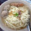 コチラも彰化名物!他では味わったことのないスープ麺が食べれる『猫鼠麺』