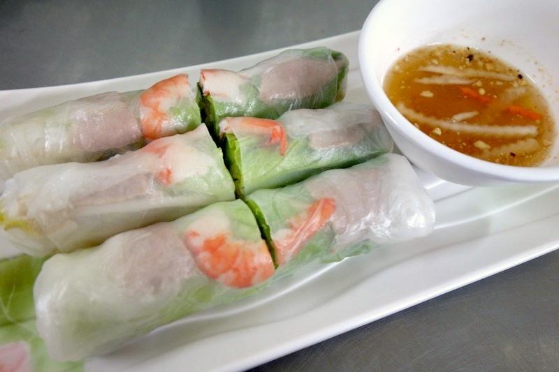 【台中】安くて美味しいベトナム料理を食べたいならココ!『越南華僑美食館』