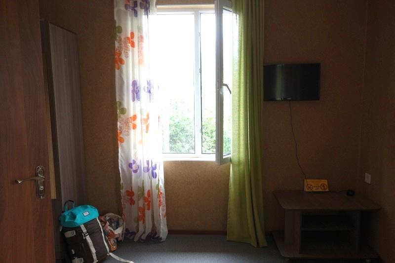 カラコル オススメ 安宿安ホテルゲストハウス ホステル Tulpar Lenkom 114