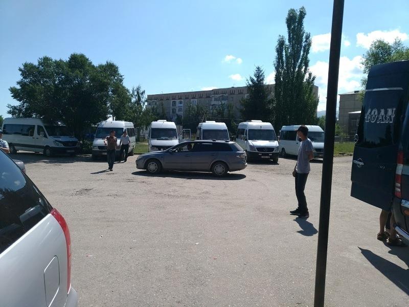 【キルギス】カラコルからビシュケクへの行き方