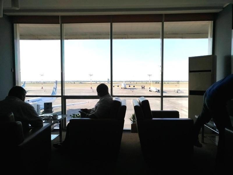 中央アジアで唯一プライオリティパスが使えるラウンジ!ビシュケクのマナス空港!