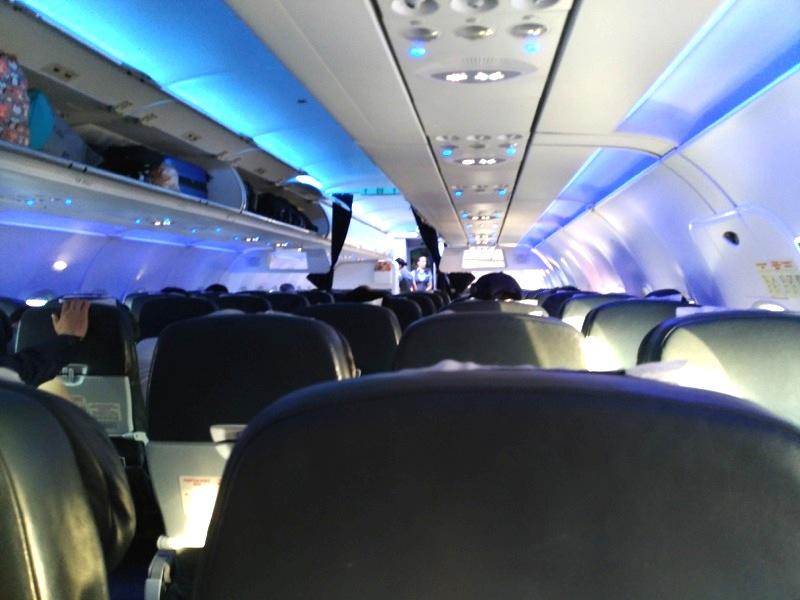 エア・アスタナでビシュケクからアルマトイまで!KC110便搭乗レポート!