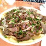 【アルマトイ】美味しいカザフスタン料理が食べれる地元で人気のレストラン『Парадайз』