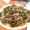 カザフスタン・キルギスの伝統料理『ベシュバルマク』を食べてみよう!