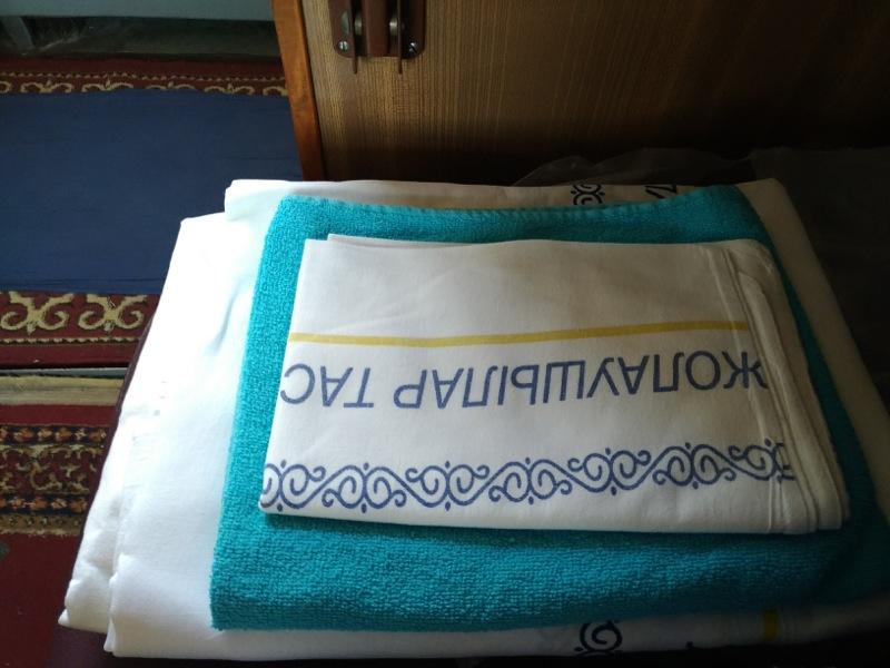 【カザフスタン】アルマトイからアスタナまで寝台列車での行き方
