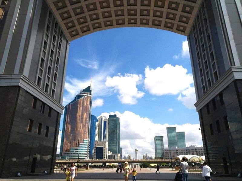 【カザフスタン】まるで未来都市!美しい首都アスタナの観光名所5選!