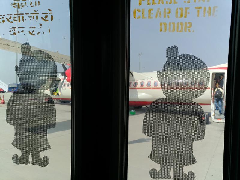 デリーからダラムサラまで!エア・インディア搭乗レポート!