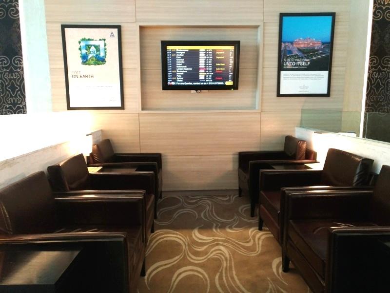 デリー空港でプライオリティパスが使える!「ITC Hotels Green Lounge」レポート!
