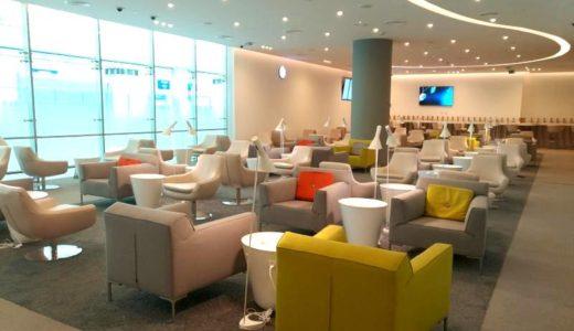 ドバイ国際空港ターミナル1でプライオリティパスが使える!「スカイチームラウンジ」レポート!