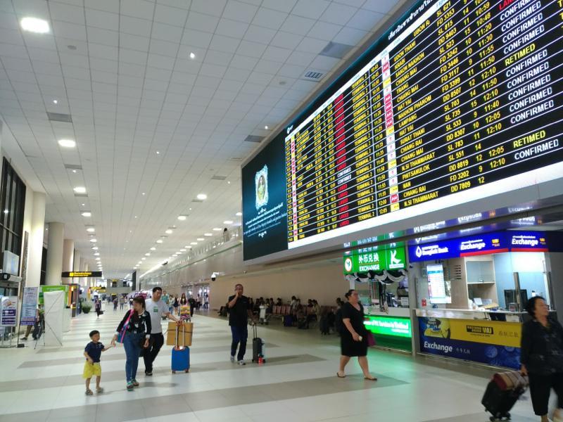 ドンムアン空港国内線でプライオリティパスが使える!「コーラル」ラウンジレポート!