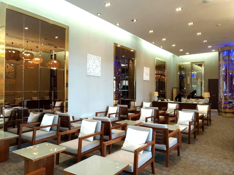 チェンマイ プライオリティパス ラウンジ The Coral Executive Lounge