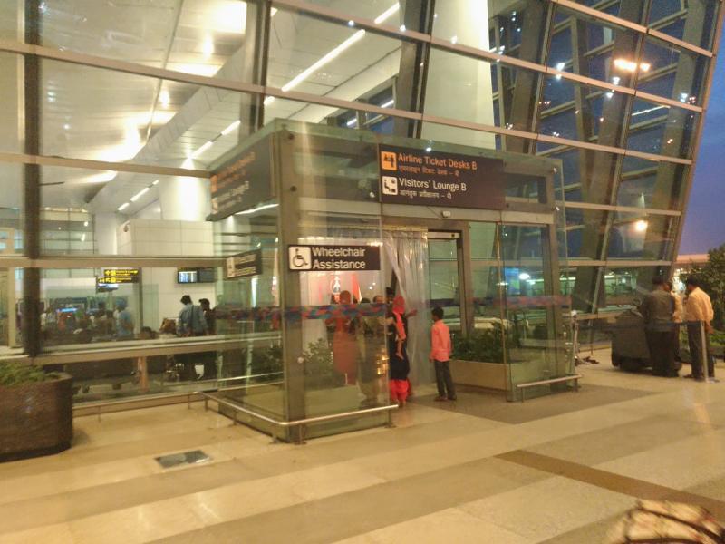 デリー空港到着でプライオリティ・パスが使える!プラザ・プレミアム・ラウンジレポート!