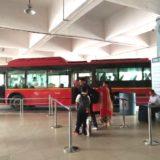 【デリー空港】ターミナル1Dからターミナル3までシャトルバスでの行き方