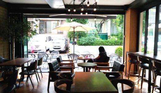 【弘大ホンデ】朝食付で立地良し!スタッフが親切でとても清潔で快適な『パークアベニューゲストハウス』