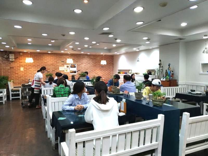 【梨大イデ】毎日食べたい!体にやさしい韓国家庭料理が食べれる食堂『BaB(밥パプ)』