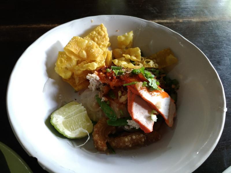 スコータイに来たら行くべし!絶品ローカル料理が食べれる素敵レストラン!