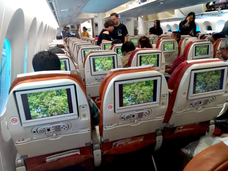 大阪関空からデリーまで!ほぼ最安のMU中国東方航空搭乗レポート!