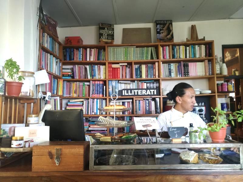 【ダラムサラ】ここのパスタは絶品!小洒落たイタリアンレストラン『Illiterati(イリテラティ)』