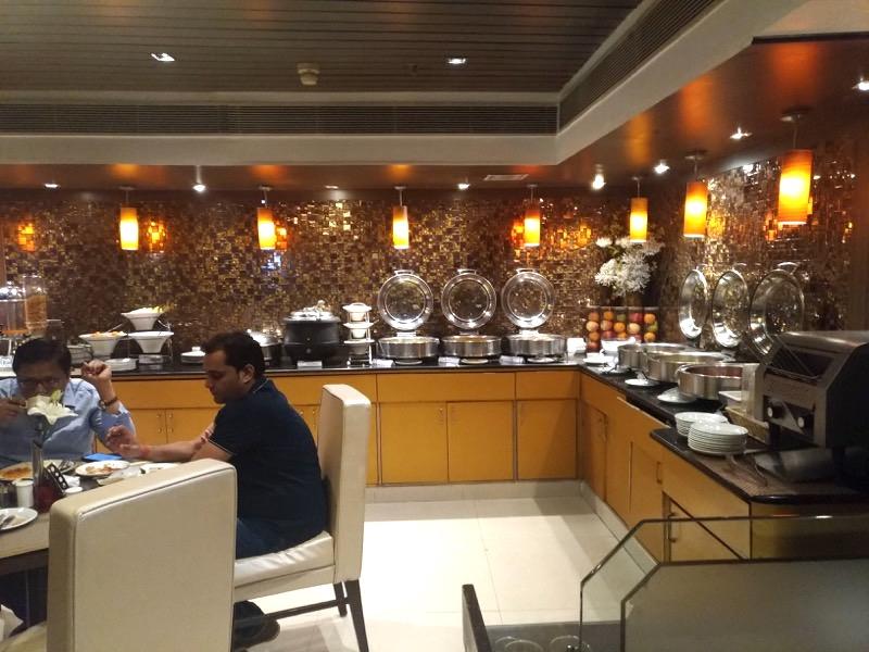【デリー】空港近くで1泊したい人に便利!キレイで快適な中級ホテル「Hotel Shanti Palace」