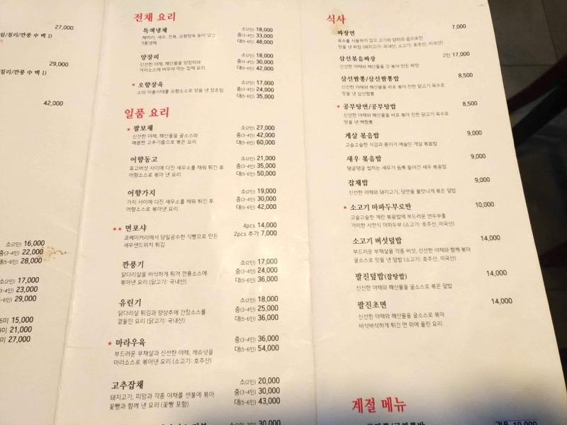 【ソウル】チャジャンミョンと酢豚があまりにも美味しくて感動した!中華料理が絶品の「マシチャイナ」!