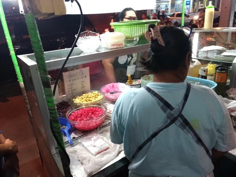 ピッサヌロークで一番美味しいタプティムを食べるならココ!
