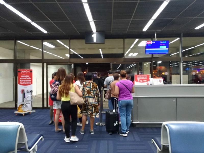 バンコクからマニラまで!エアアジア搭乗レポート!航空券代はいくら?