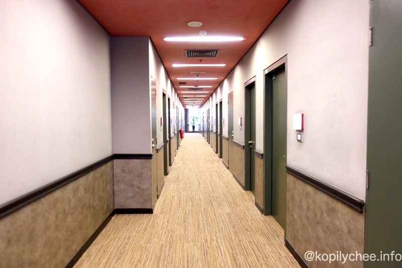 KLIA2空港直結でとても便利!チューンホテルに泊まってみた!