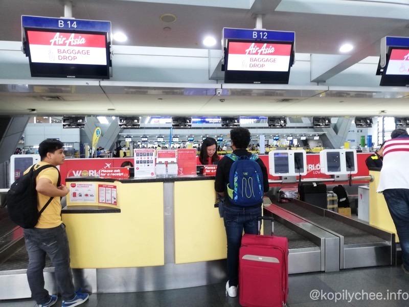 マニラからクアラルンプールまで!エアアジア搭乗レポート!片道航空券はいくら?