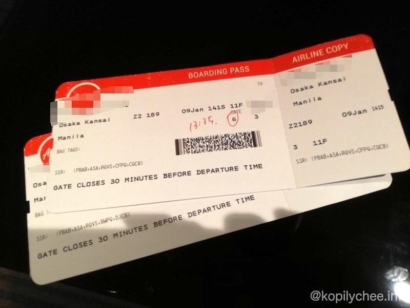 エアアジア航空券でまさかの性別ミスで予約!搭乗はできる!?